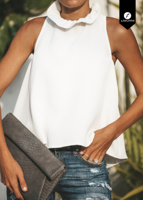 Blusas para mujer Limonni Novalee LI1716 Casuales
