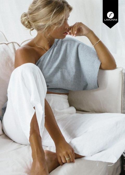Blusas para mujer Limonni Novalee LI1727 Tops