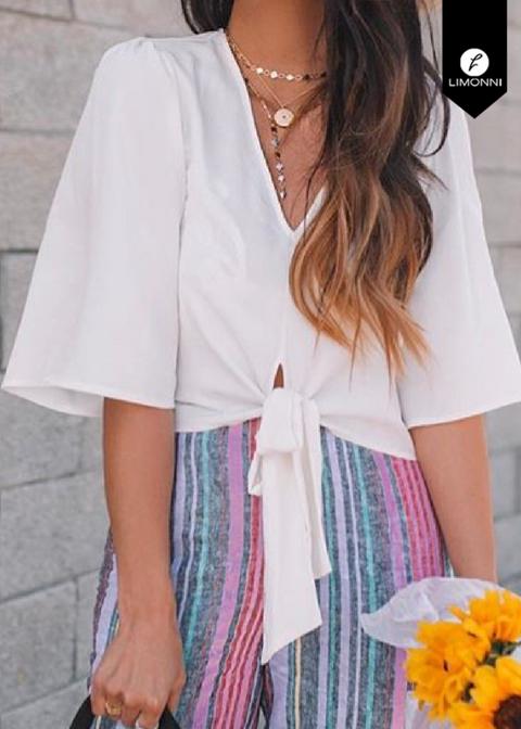 Blusas para mujer Limonni Novalee LI1733 Casuales
