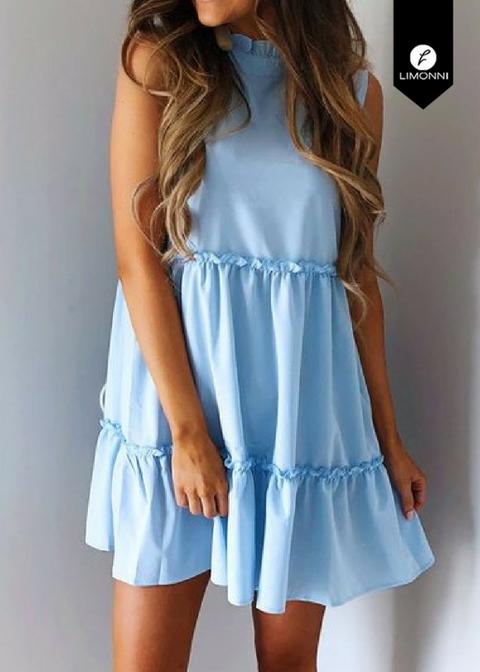 Vestidos para mujer Limonni Novalee LI1737 Cortos elegantes