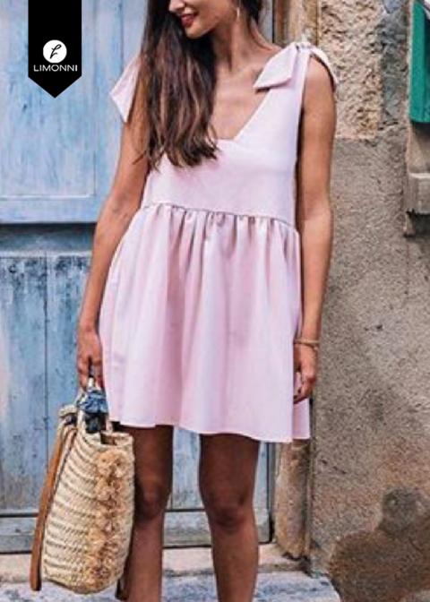 Vestidos para mujer Limonni Novalee LI1751 Cortos Casuales