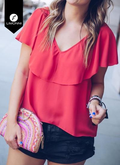 Blusas para mujer Limonni Novalee LI1762 Casuales