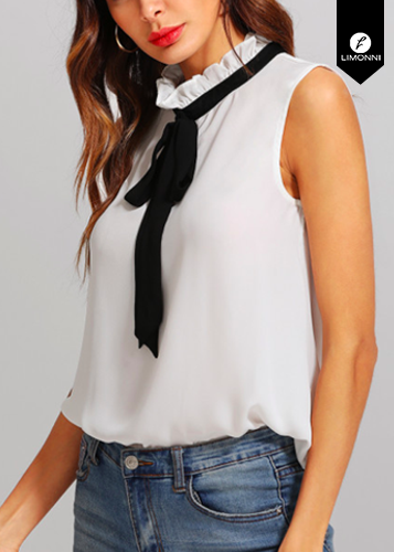 Blusas para mujer Limonni Novalee LI1769 Casuales