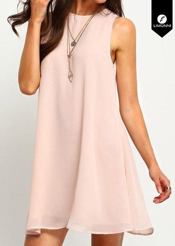 Vestidos para mujer Limonni Novalee LI1770 Cortos Casuales