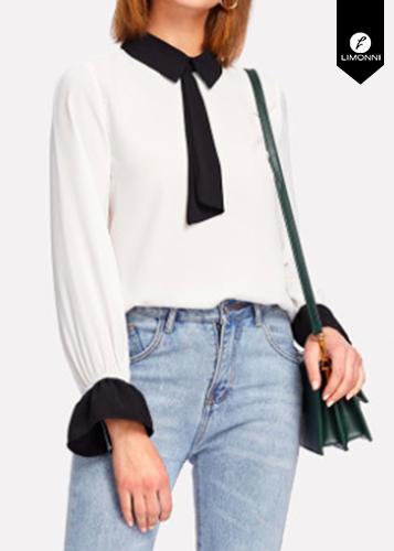 Blusas para mujer Limonni Novalee LI1773 Casuales