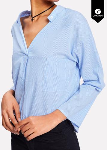 Blusas para mujer Limonni Novalee LI1774 Camiseras