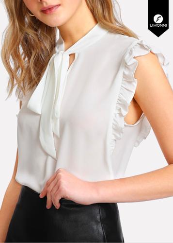 Blusas para mujer Limonni Novalee LI1775 Casuales