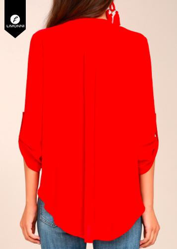Blusas para mujer Limonni Novalee LI1779 Casuales
