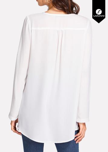 Blusas para mujer Limonni Novalee LI1784 Casuales