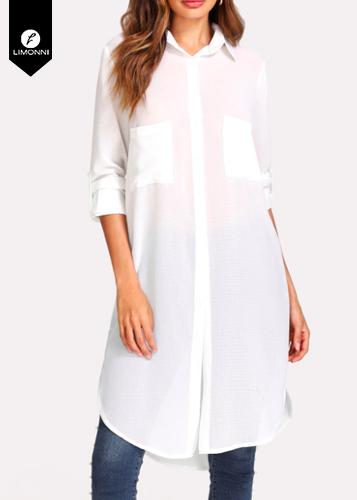 Blusas para mujer Limonni Novalee LI1785 Casuales