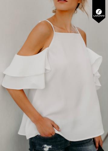 Blusas para mujer Limonni Novalee LI1787 Casuales