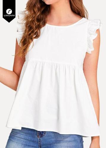 Blusas para mujer Limonni Novalee LI1791 Casuales