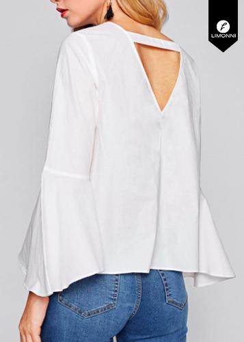 Blusas para mujer Limonni Novalee LI1793 Casuales