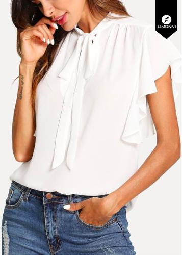 Blusas para mujer Limonni Novalee LI1794 Casuales
