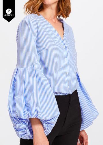 Blusas para mujer Limonni Novalee LI1796 Casuales