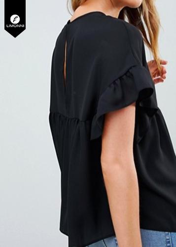 Blusas para mujer Limonni Novalee LI1804 Casuales