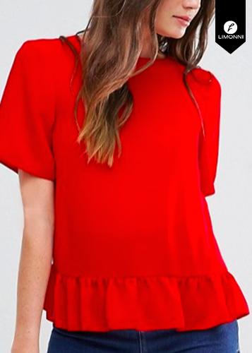 Blusas para mujer Limonni Novalee LI1806 Casuales