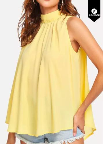 Blusas para mujer Limonni Novalee LI1814 Casuales