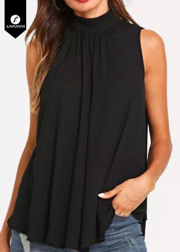 Blusas para mujer Limonni Novalee LI1815 Casuales