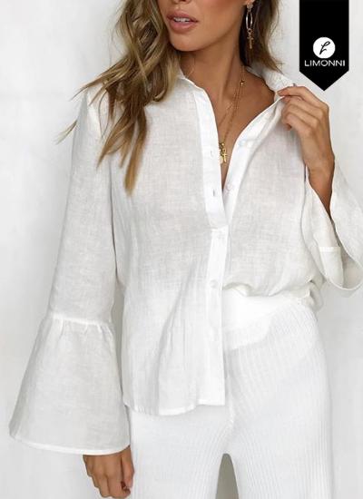 Blusas para mujer Limonni Novalee LI1819 Camiseras