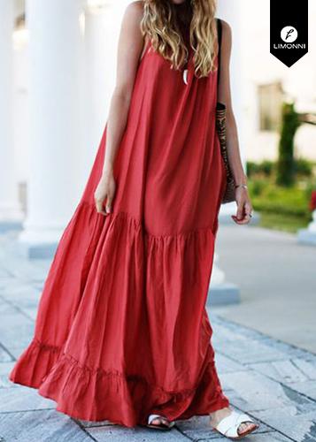 Vestidos para mujer Limonni Novalee LI1828 Maxidress