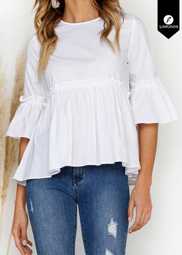 Blusas para mujer Limonni Novalee LI1834 Casuales