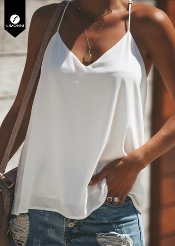 Blusas para mujer Limonni Novalee LI1836 Basicas