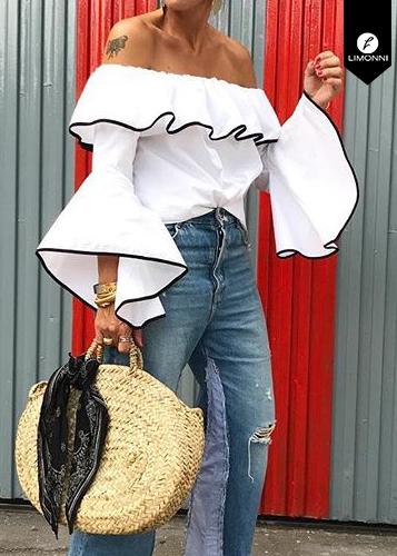 Blusas para mujer Limonni Novalee LI1842 Camiseras