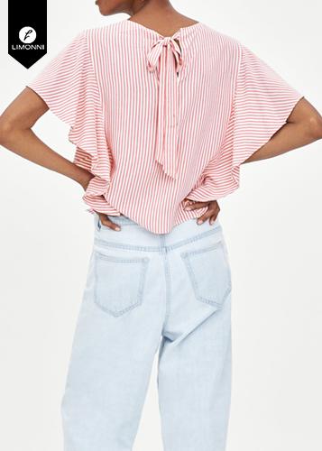 Blusas para mujer Limonni Novalee LI1853 Casuales
