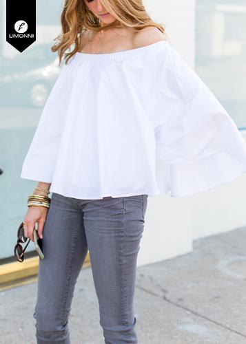Blusas para mujer Limonni Novalee LI1857 Casuales