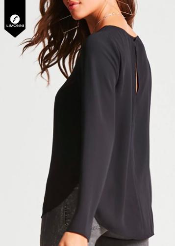 Blusas para mujer Limonni Novalee LI1863 Casuales