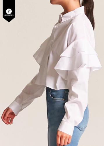 Blusas para mujer Limonni Novalee LI1866 Casuales