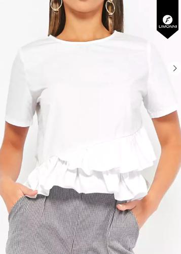 Blusas para mujer Limonni Novalee LI1868 Casuales