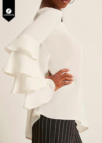 Blusas para mujer Limonni Novalee LI1870 Casuales
