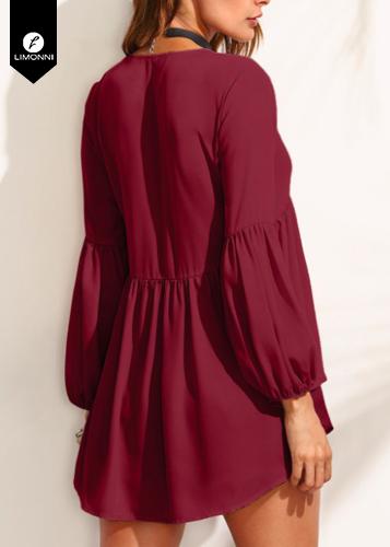 Blusas para mujer Limonni Novalee LI1871 Casuales