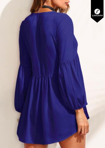 Blusas para mujer Limonni Novalee LI1872 Casuales