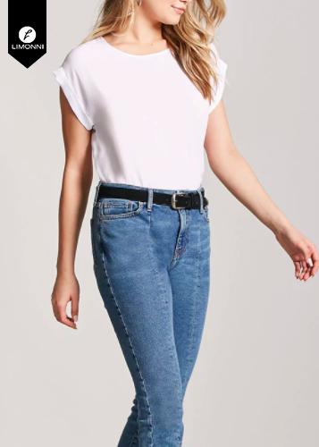 Blusas para mujer Limonni Novalee LI1873 Casuales