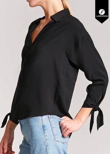 Blusas para mujer Limonni Novalee LI1876 Casuales