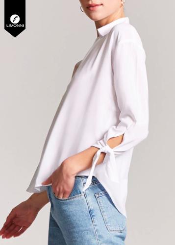 Blusas para mujer Limonni Novalee LI1877 Casuales