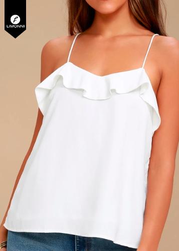 Blusas para mujer Limonni Novalee LI1882 Casuales