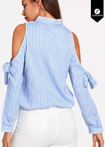 Blusas para mujer Limonni Novalee LI1885 Casuales