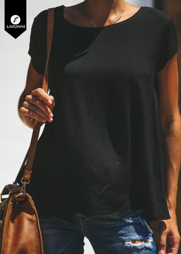 Blusas para mujer Limonni Novalee LI1890 Casuales