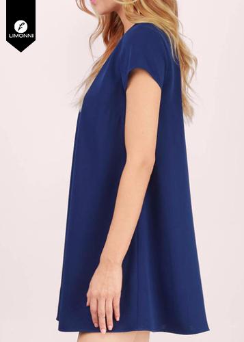 Vestidos para mujer Limonni Novalee LI1896 Cortos Casuales