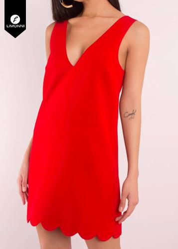 Vestidos para mujer Limonni Novalee LI1900 Cortos elegantes