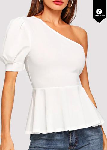 Blusas para mujer Limonni Novalee LI1902 Casuales