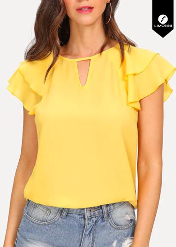Blusas para mujer Limonni Novalee LI1903 Casuales