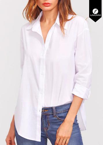 Blusas para mujer Limonni Novalee LI1904 Casuales