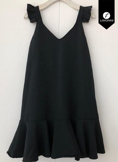 Vestidos para mujer Limonni Novalee LI1906 Cortos Casuales