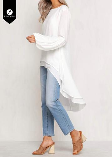 Blusas para mujer Limonni Ameliee LI1920 Casuales
