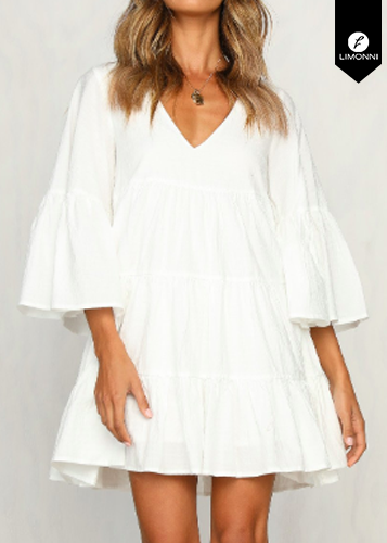 Vestidos para mujer Limonni Ameliee LI1934 Cortos Casuales